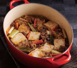 肉豆腐の作り方