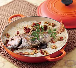 洋風鯛飯の作り方