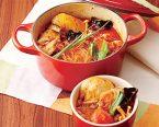 トマトチゲ鍋