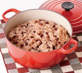 お赤飯の作り方