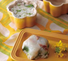 フルール押し寿司