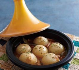 玉ねぎの丸ごとスープの作り方
