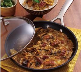 うなぎとごぼうの柳川丼の作り方