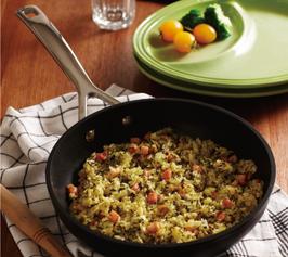 高菜炒飯の作り方