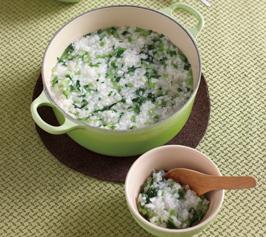 七草粥の作り方