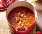 ポット・カバーで作るひよこ豆のカレー