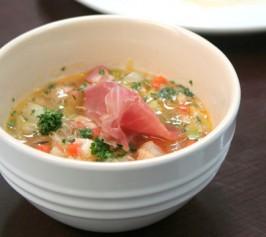 スープ ガルビュールの作り方