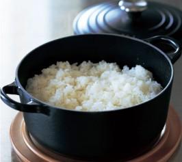 ご飯の炊き方の作り方