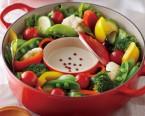 野菜のブレゼ ゴルゴンゾーラソース