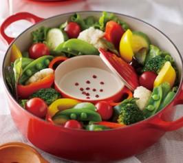 野菜のブレゼ ゴルゴンゾーラソースの作り方