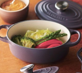 野菜のオイル蒸しの作り方