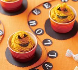 かぼちゃのモンブランケーキの作り方