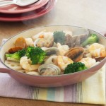 sweat_vegetables_shrimp