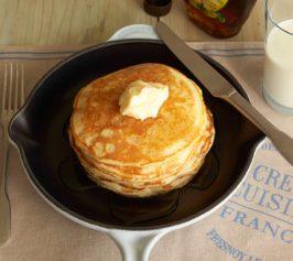 アメリカンパンケーキの作り方