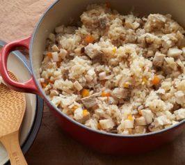 じゅーしーご飯の作り方