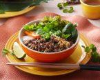 ベトナム風冷やし麺[ブンティットヌォン]