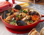 魚介の漁師風スープ仕立て