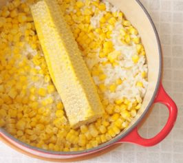 とうもろこしご飯の作り方