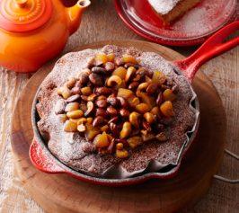 栗のパウンドケーキの作り方