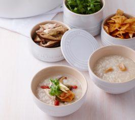 中華粥の作り方