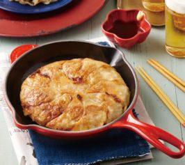 焼き餃子の作り方