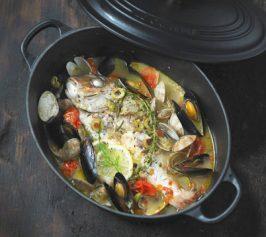 魚介たっぷりのアクアパッツァの作り方