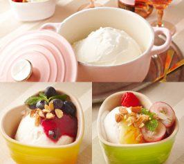 ココナッツ・アイスクリームの作り方