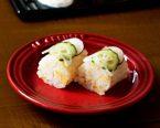 野菜の棒寿司