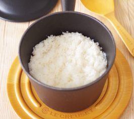 ご飯の作り方