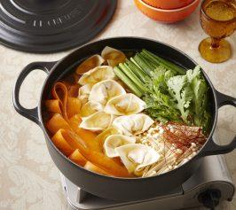 ワンタン鍋の作り方