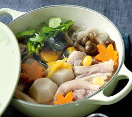 鴨の治部煮の作り方