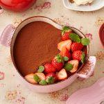 strawberry-tiramisu