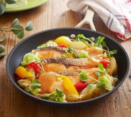 鮭のちゃんちゃん焼きの作り方