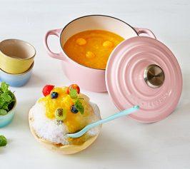 マンゴーのフルーツソースの作り方