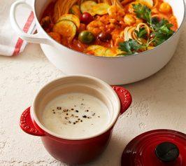 One Pot Pasta~トマトソースのパスタ・じゃがいものポタージュの作り方