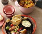 One Pot Pasta~ペンネアラビアータ・グリル野菜
